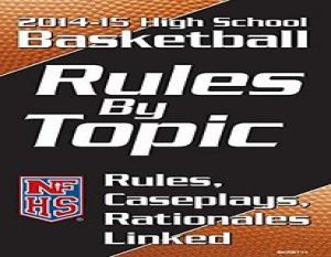 2014-2015 Rules and Case books Corrections